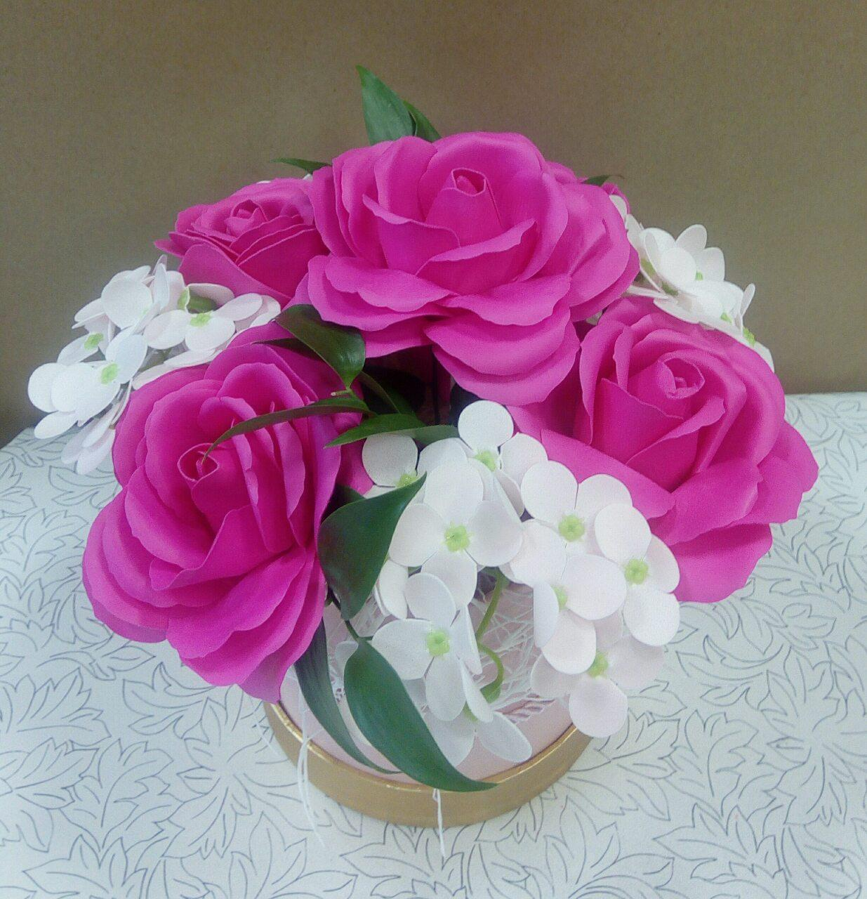 Фуксия, заказ цветов через интернет прокопьевск